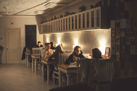 Schastye: Уютное место для посиделок в приятной компании