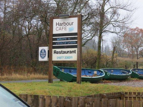 Venachar Lochside: Harbour Cafe