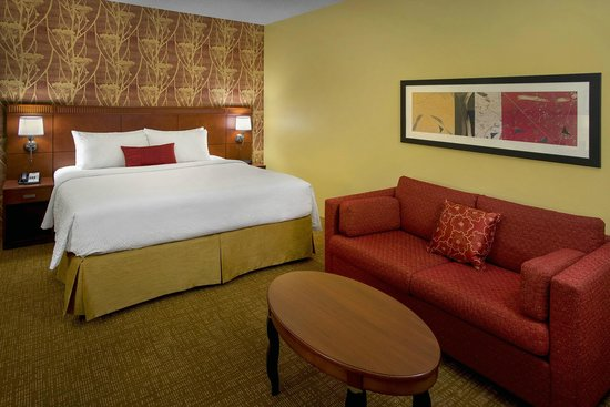 Courtyard by Marriott Lincroft Red Bank: King Guest Room