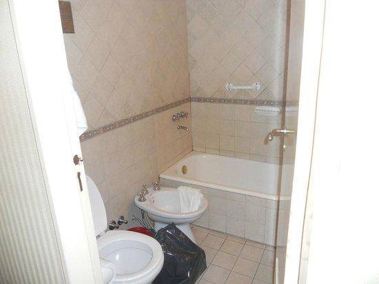 Gran Hotel Orly: la ducha es buena!
