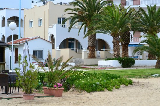 Vournelis Beach Hotel & Spa