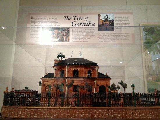 Basque Museum & Cultural Center : Tree of Gernika