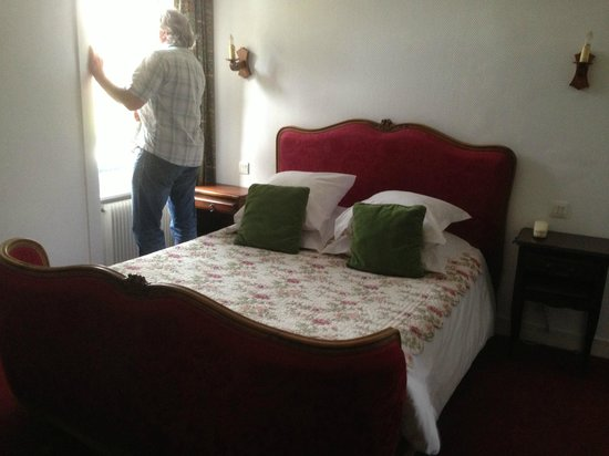 L'Hostellerie du Chateau: I think this is room 10