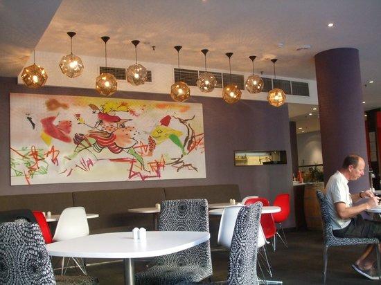 ibis Perth: dining resteraunt