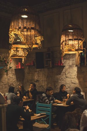 Ресторан Сарабуз Крым