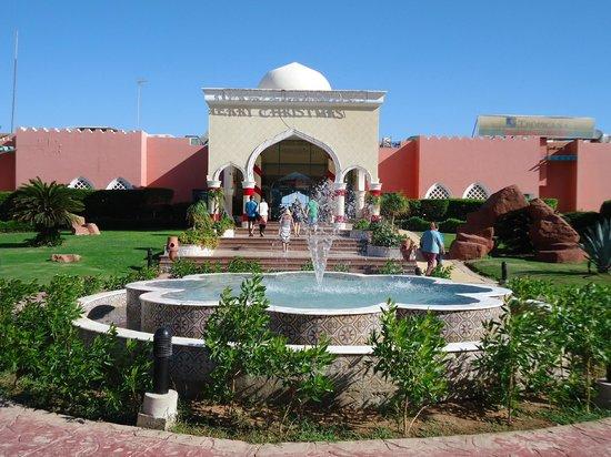 إيتي تروبيكانا جراند آزور: Main Marrakech Restaurant, Entrance 1