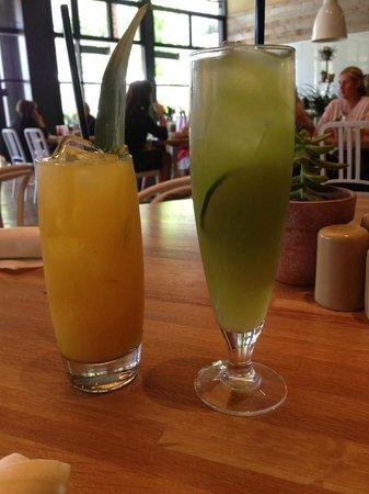 True Food Kitchen: Refreshing, healthy drinks