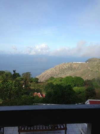 El Momo Cottages: Beautiful view from the restaurant