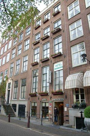 Hotel Hoksbergen : Fachada