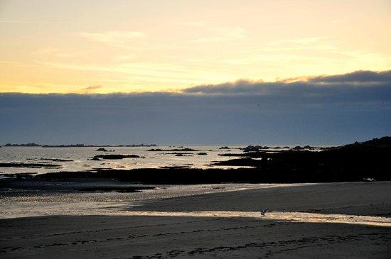 L'Eree Bay Hotel: Sunset at L'Eree