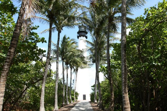 Bill Baggs Cape Florida State Park: il faro