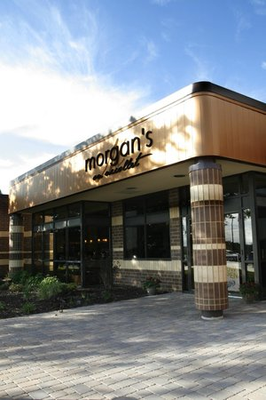 Morgan's Farm to Table: Located in the Best Western Premier Nicollet Inn