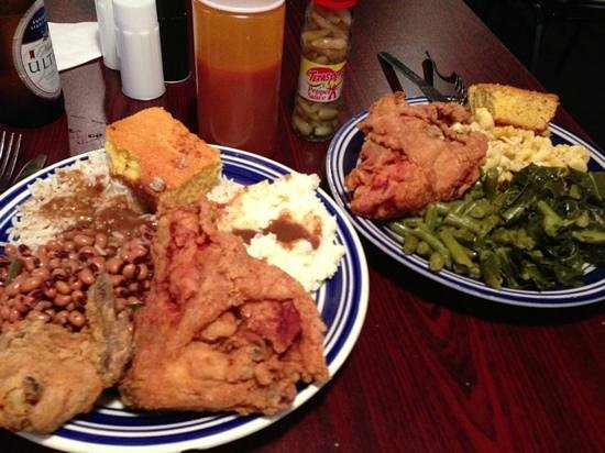 soul food catering near me
