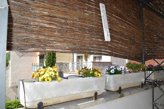 House by Pillow : Terraza Hotel Voluto