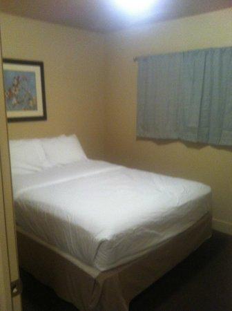 Lake Powell Motel: Chambre à coucher