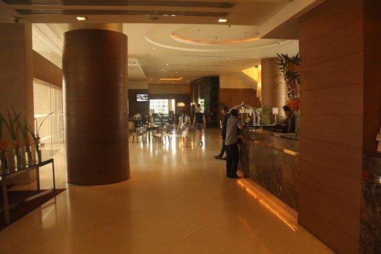 Grand Sukhumvit Hotel Bangkok: Lobby