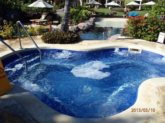 Hilton Mauritius Resort & Spa: le jaccuzi