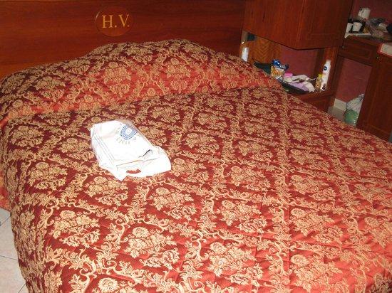 Virginia Hotel: Łóżko