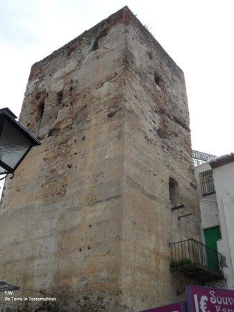 Pimentel Tower: Tussen de bebouwing .