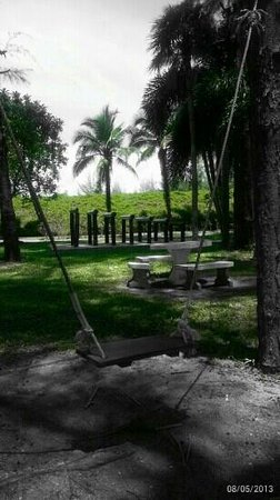 Ban Nam Khem Tsunami Memorial Park: So Miss you ??