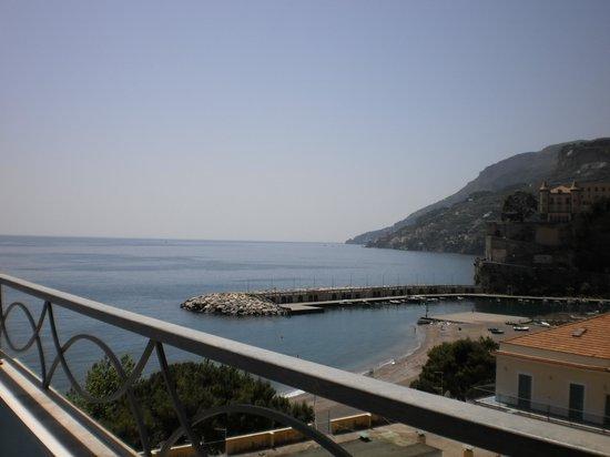 Residence Hotel Panoramic: vue de mon balcon