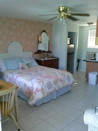 Camelot Beach Resort: Studio Unit w/ one bed