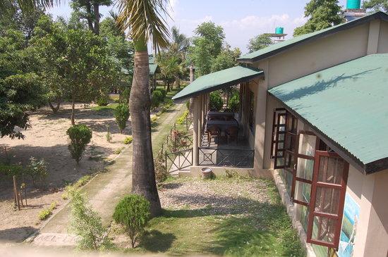 Tiger Residency Resort: Dining hall view