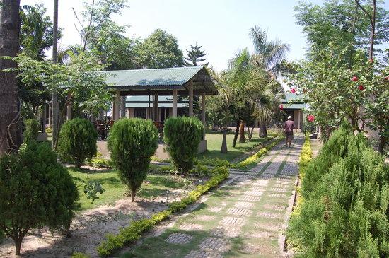 Tiger Residency Resort: Garden View
