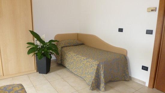 Hotel Acapulco: terzo letto
