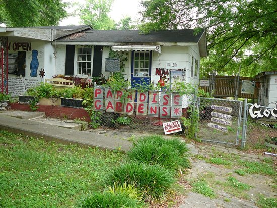 Paradise Gardens - Picture of Paradise Garden, Summerville - TripAdvisor