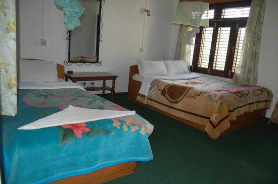 Tiger Residency Resort: ROOM
