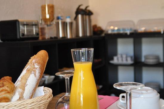 Hotel Saint George : Petit déjeuner