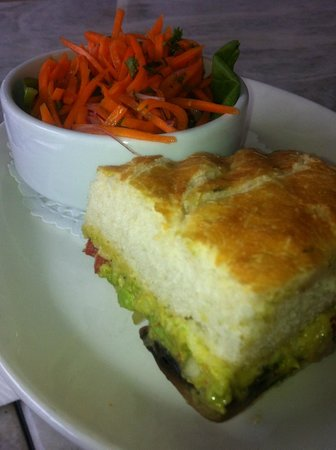 Regent Cafe: Our Lunch