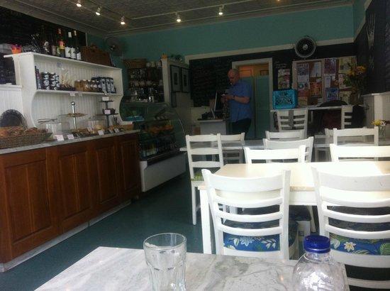 Regent Cafe: Atmosphere