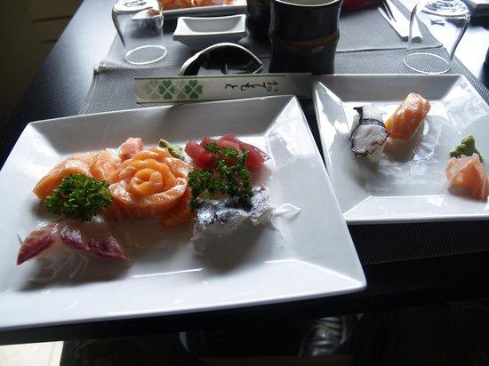 Daisuki : Sashimis
