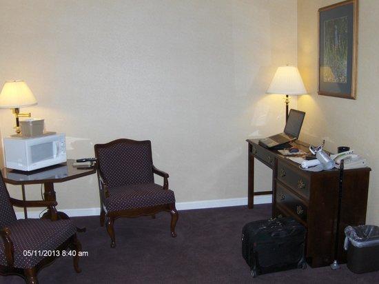 Comfort Inn: Computer Area