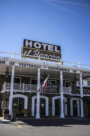 El Rancho Hotel & Motel: Its Famous