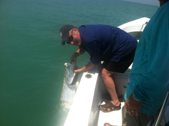 FishSkinner Charters: Nice fish, what a trip!