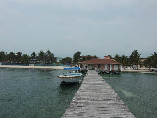 Ocean Tide Beach Resort: desde el muelle al centro de buceo patojos