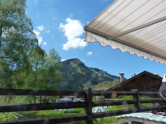 Hotel Baren: Aussicht vom Zimmer aus
