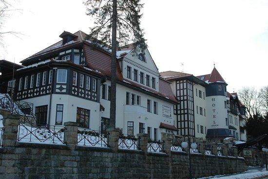 Polanica Zdroj, Polonia: Hotel