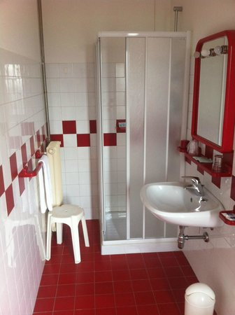 Hotel Terme Vena D'Oro: bagno cam 213