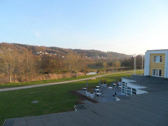 Vejle Center Hotel: vista dalla stanza