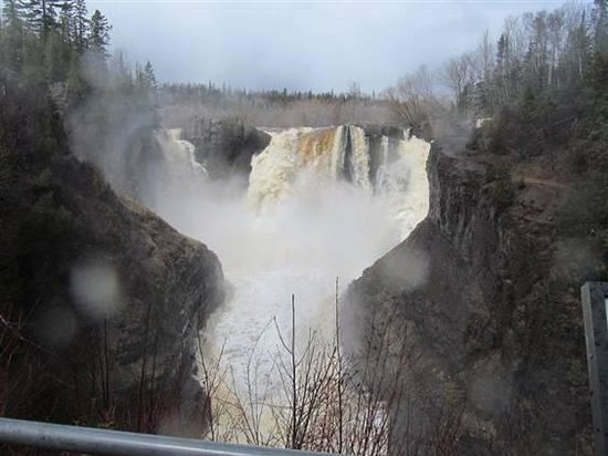 Cascade Lodge: Grand portage state park