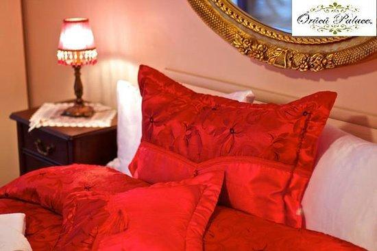 Orucu Palace Apartments: Sleeping room