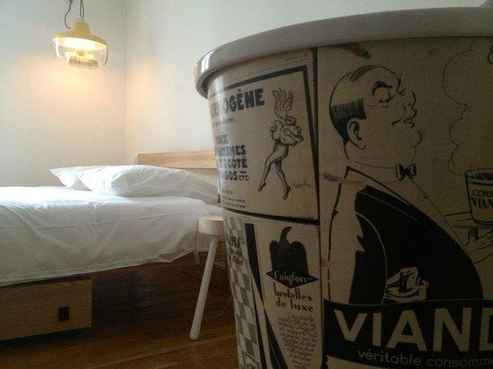 La Pinede Hotel : chambre double