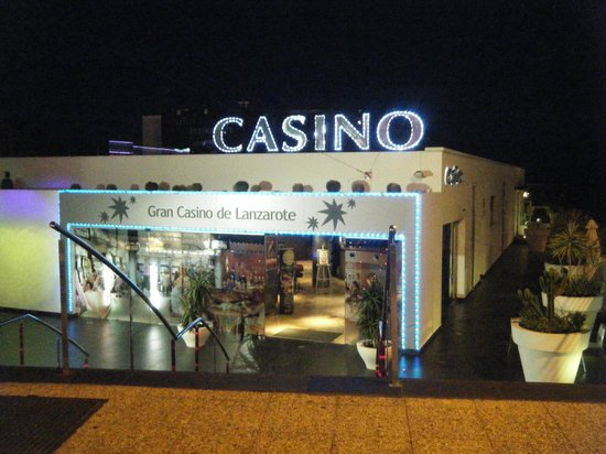 Gran Casino de Lanzarote : View from outside