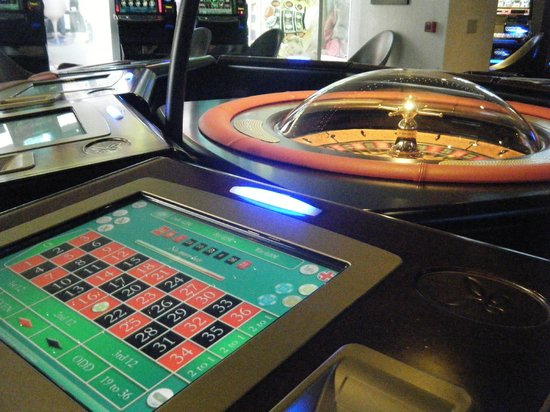 Gran Casino de Lanzarote : roulette machines