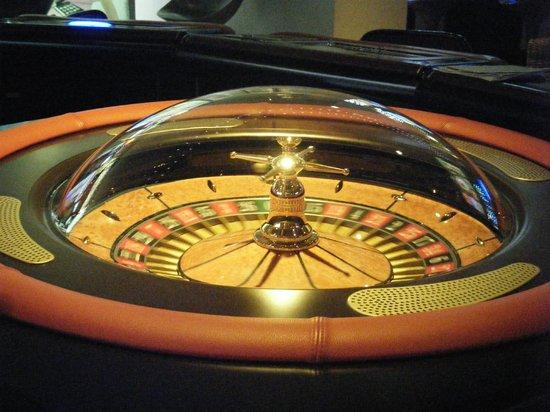 Gran Casino de Lanzarote : roulette wheel