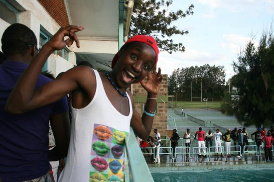 Sadili Oval Sports Academy: Our Pool parties rock!